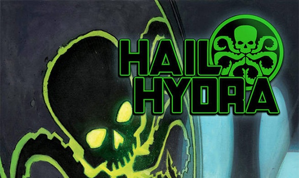 Hail Hydra Portada