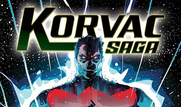 La saga de Korvac destacada