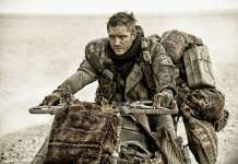 Mad Max: Fury Road calificada R