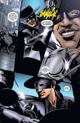 El nuevo Zorro