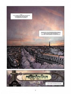 París y sus sombras
