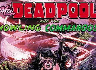 Mrs Deadpool and the Howling Commandos Destacada