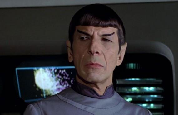 Nimoy Spock