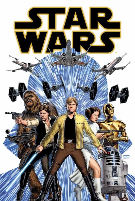 Portada Star Wars 1