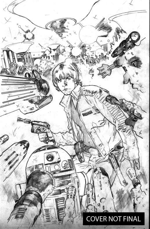 Portada Star Wars Stuart Immonen