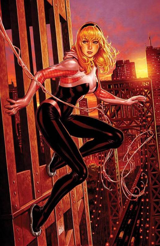 Portada alternativa Marvel 2