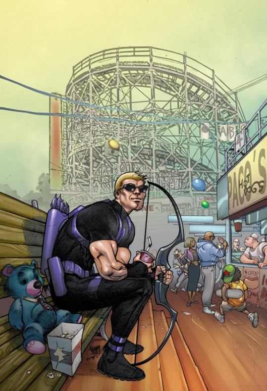 Portada alternativa Marvel 3