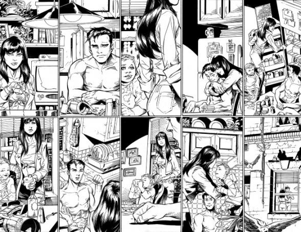 Renew Your Vows Marvel para Secret Wars previa 03