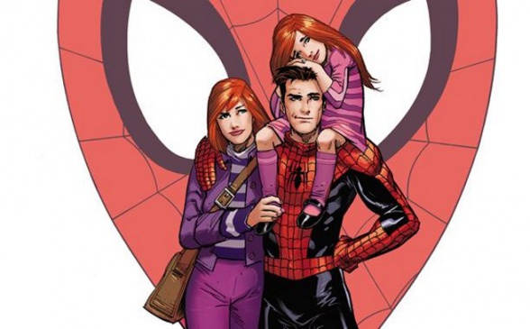 Renew Your Vows Marvel para Secret Wars