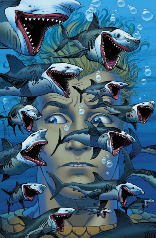 Aquaman #41 por Walter Simonson y Laura Martin