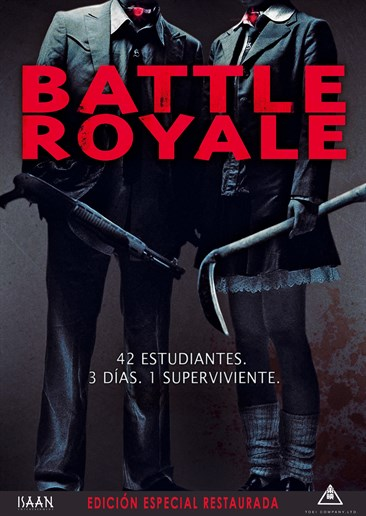 Sorteo Battle Royale