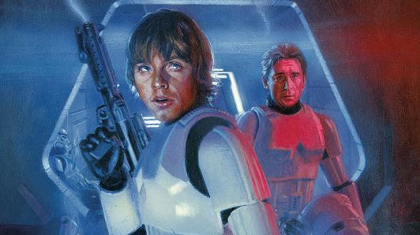 Star Wars Brian Wood Alderaan