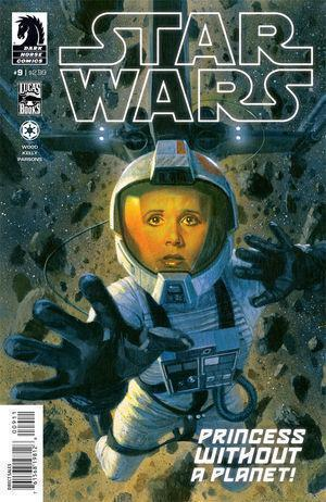Star Wars Brian Wood Alderaan