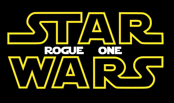 Star Wars Rogue One unofficial logo