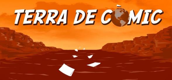 Terra de Còmic Logo