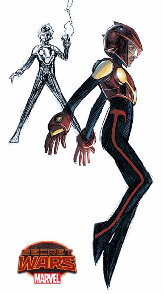 The Infinity Gauntlet Anwen 3