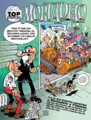 Top Comic Mortadelo