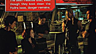 Vengadores: La era de Ultrón conexión Los Vengadores 01