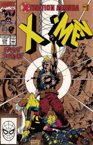 X-Tinction Agenda original