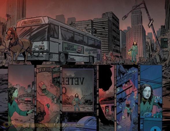 Years of future past X-Men Marvel 03
