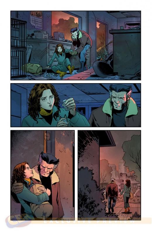Years of future past X-Men Marvel 04