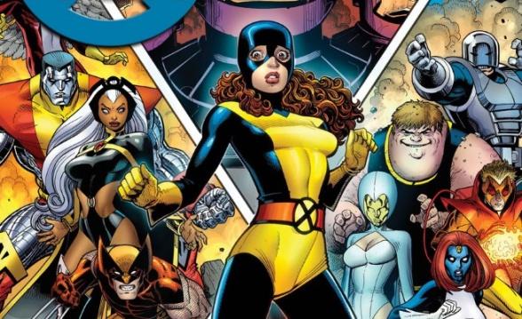 Years of future past X-Men Marvel