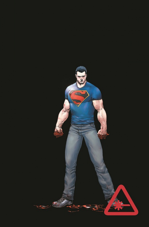 action comics nuevo traje superman dc
