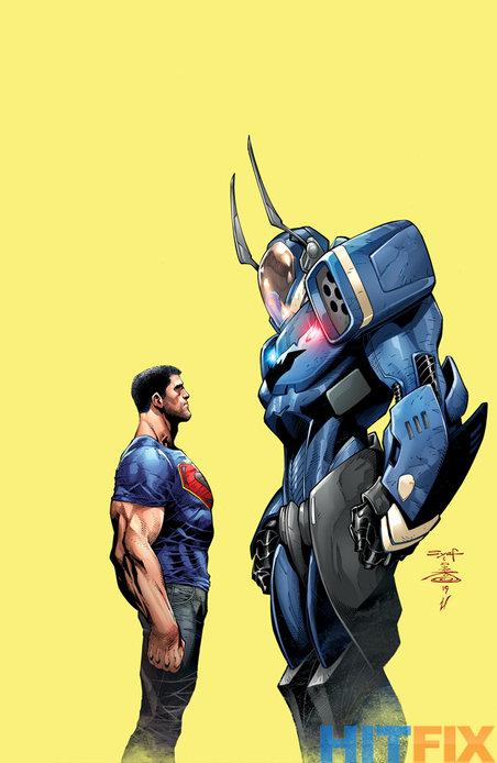 batman superman nuevo traje dc