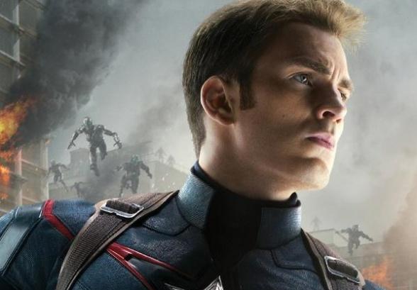 Chris Evans - Capitán América