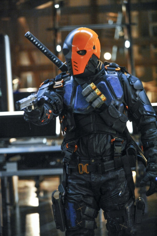 deathstroke arrow cw