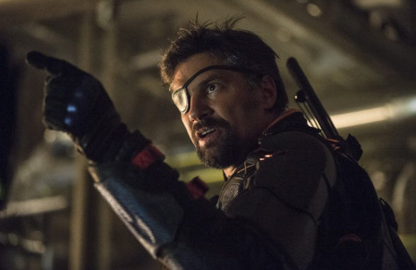 deathstroke slade wilson arrow cw
