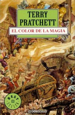 Novela de Mundodisco de Terry Pratchett