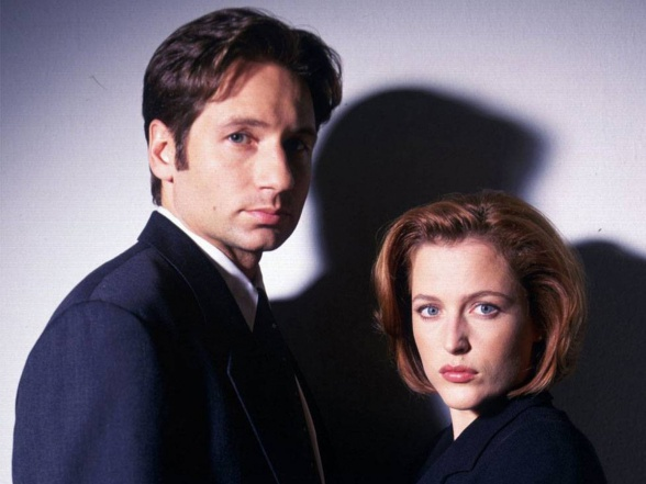 expediente x mulder scully 1