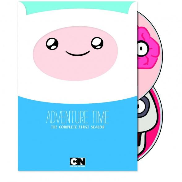 hora de aventuras blu ray dvd