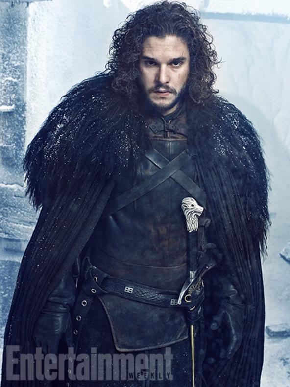 jon nieve juego de tronos ew 1