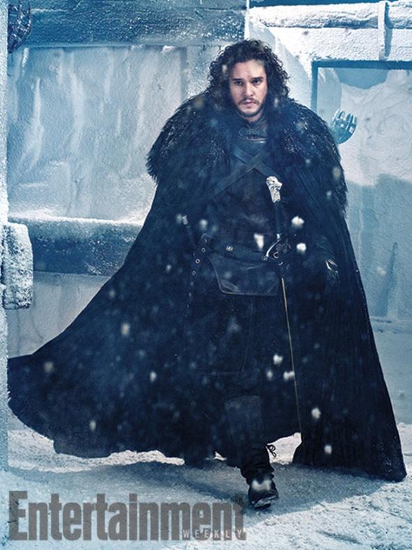 jon nieve juego de tronos ew