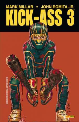 kick-ass 3 portada
