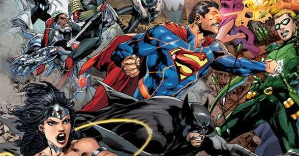 Liga de la Justicia: La Guerra de la Trinidad