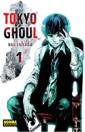 portada tokyo ghoul