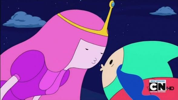 princesa chicle hora de aventuras
