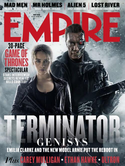 terminator genisys portada empire