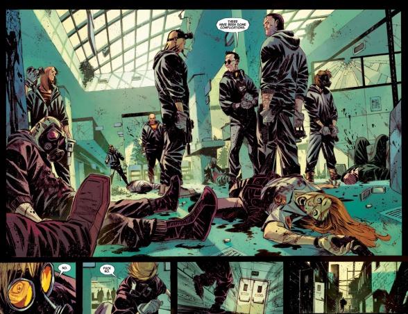 4 dead body road planeta comic reseña critica analisis