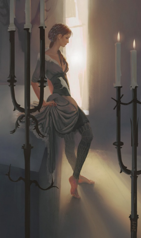 Alayne Piedra (por Yulia Nikolaeva) - Vientos de invierno