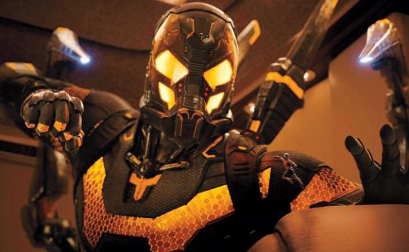Ant-Man - Yellow Jacket 01
