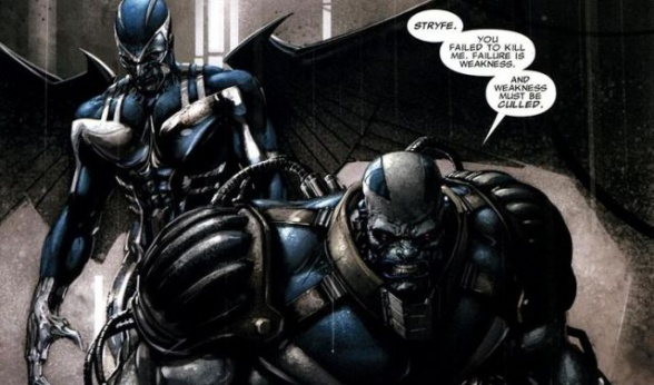 Arcángel X-Men Apocalipsis destacada