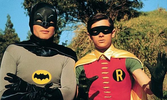 Batman 66 - Adam West y Burt Ward