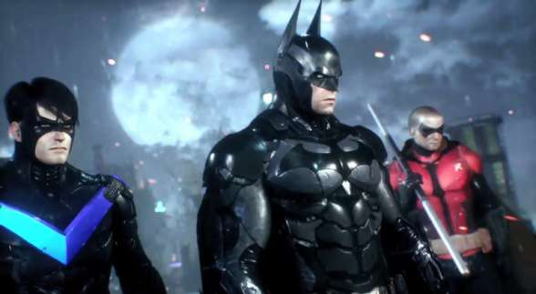 Batman Arkham Knight - Sidekicks