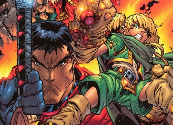 Battle chasers destacado