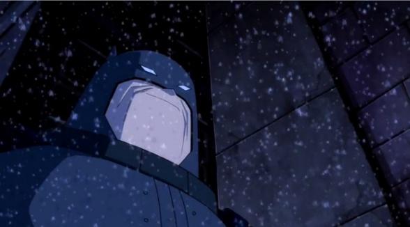 Batman V Superman animado