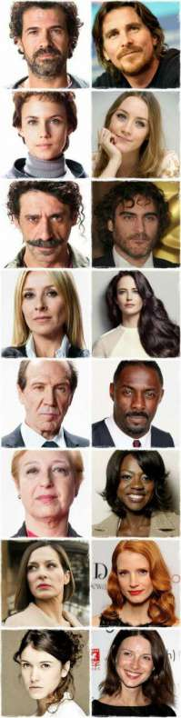 Casting ideal del remake americano de El Ministerio del Tiempo